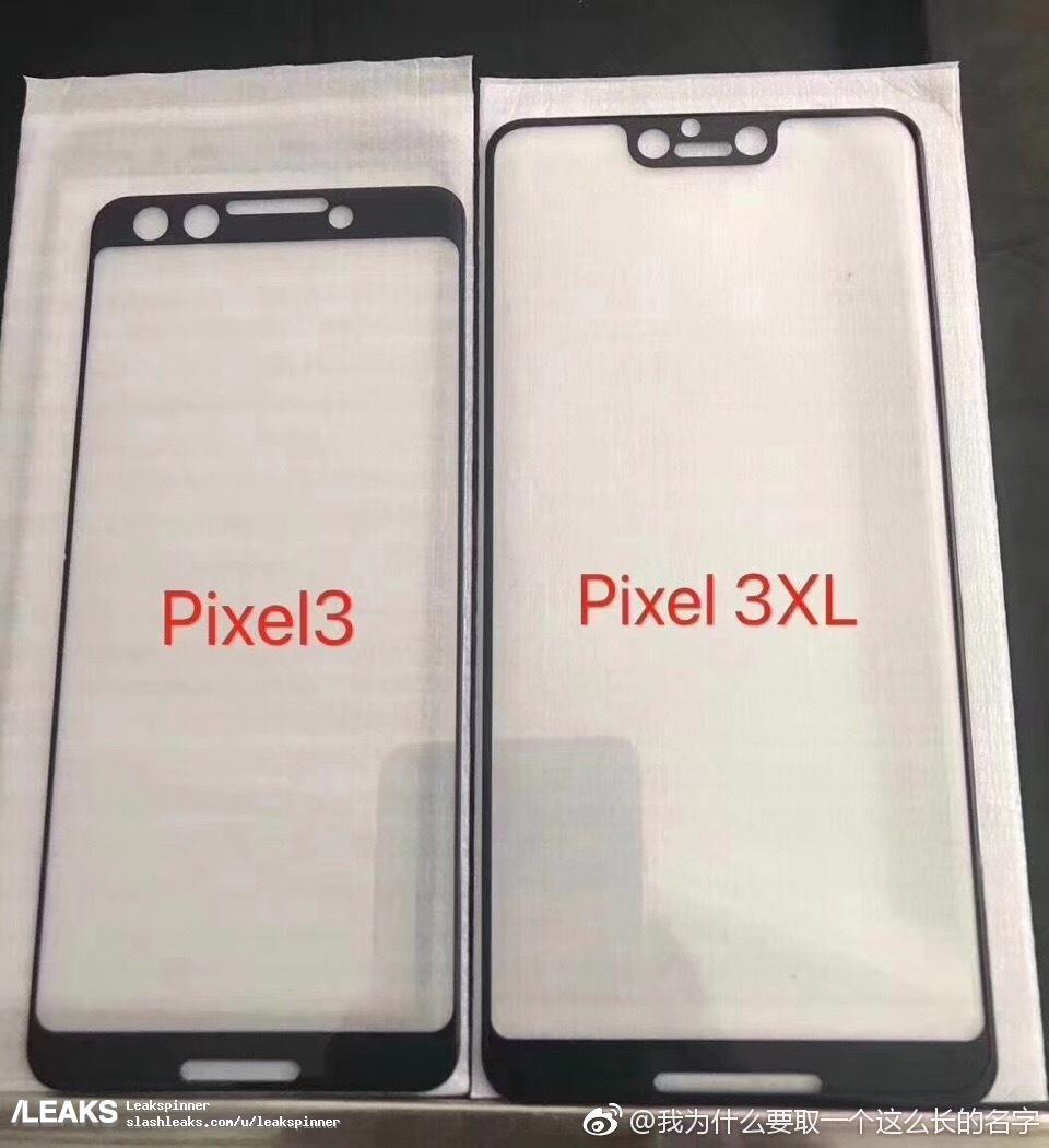Блоги / Google Pixel 3 с вырезом в экране показали на новом рендере