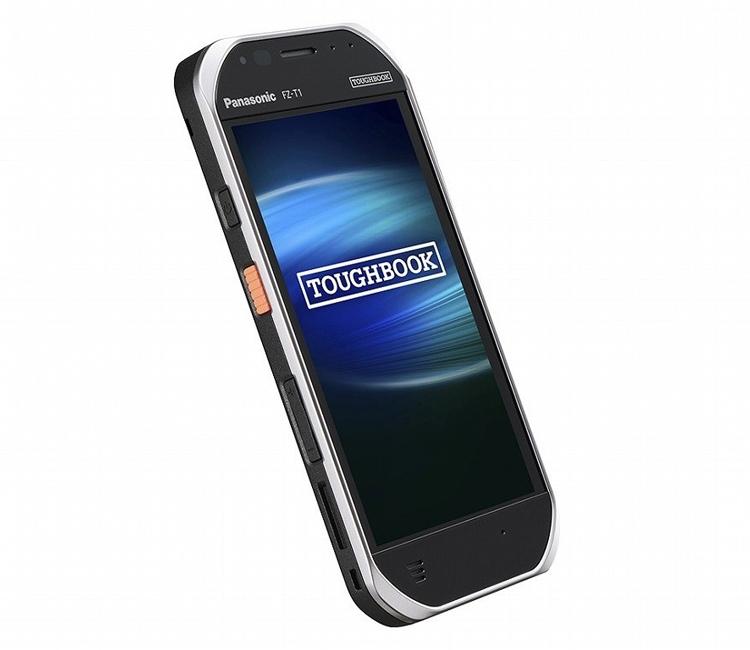 "Panasonic Toughbook FZ-T1: смартфон повышенной прочности на базе Android 8.1"""