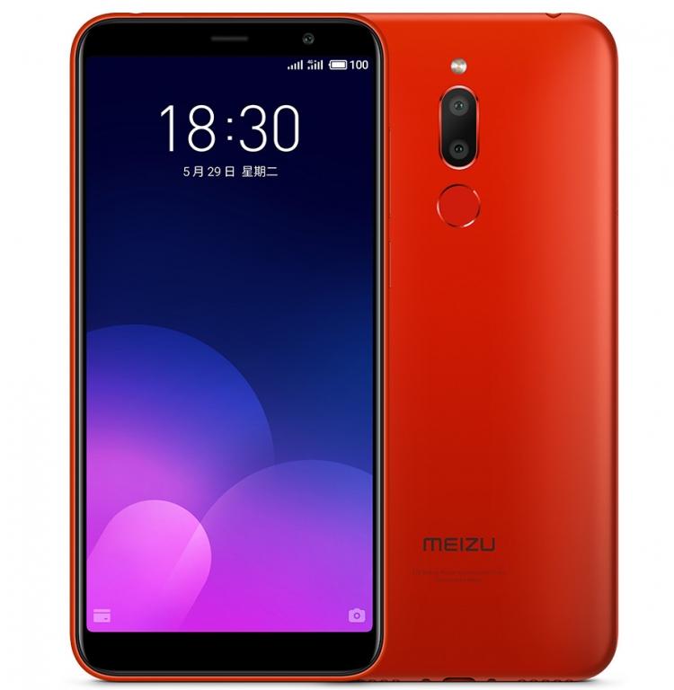 """Бюджетный смартфон Meizu 6T представлен официально"""""""