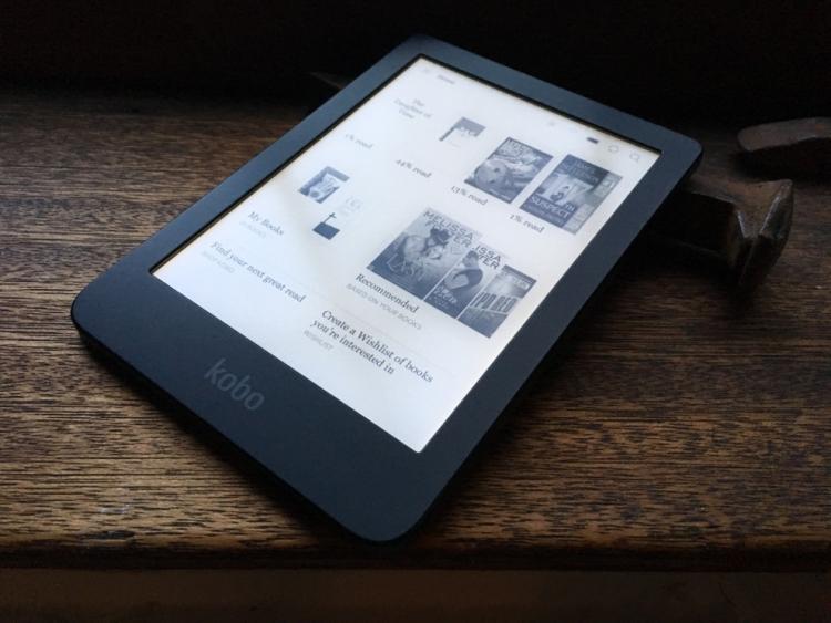 """Ридер Kobo Clara HD с экраном E ink по цене $130 поступит в продажу в июне"""""""