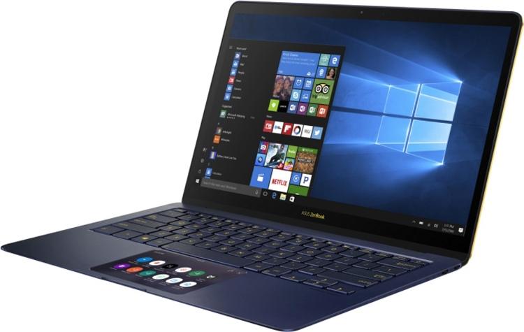 """ASUS готовит загадочную систему управления ScreenPad для Windows-компьютеров"""""""