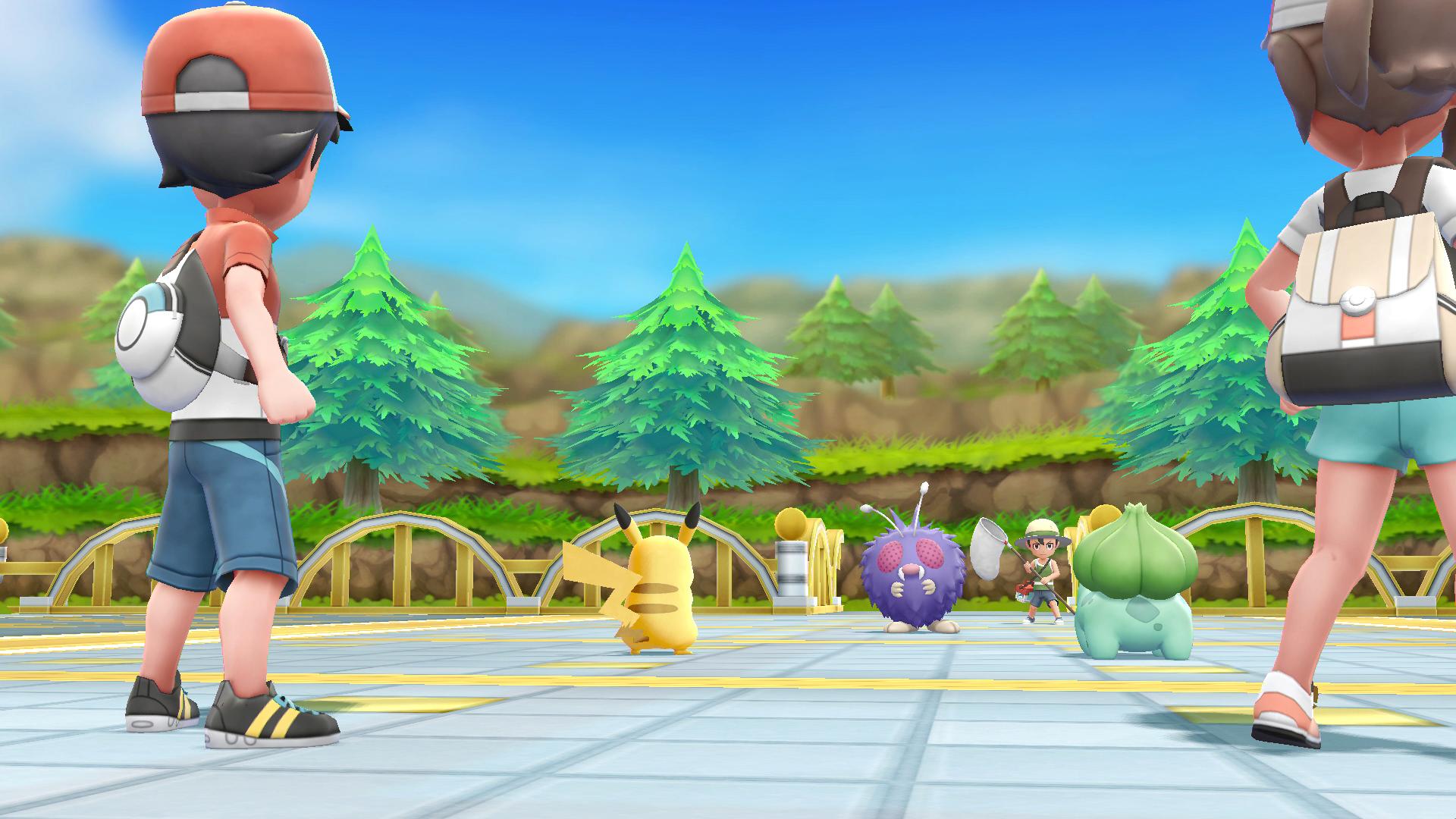 Вселенная Pokemon пополнится тремя новыми играми иполноценной ролевой игрой поPokemon