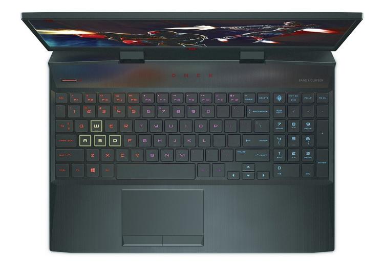 """Игровой ноутбук HP Omen 15 (2018) получил ускоритель GeForce GTX 1070 Max-Q"""""""