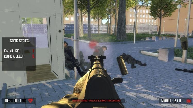 "Valve удалила из Steam игру о стрельбе в школе"""