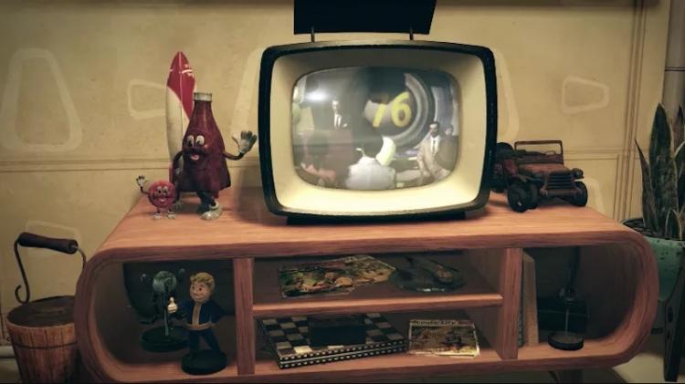 """Слухи: Fallout 76 будетонлайновой ролевой «выживалкой» в духе DayZ и Rust"""""""