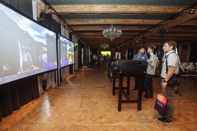 "Barco и AUVIX провели конференцию «Технологии. Бизнес. Будущее»"""