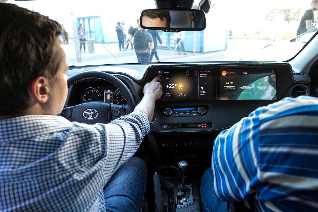 Тоёта Camry будет собираться из русских комплектующих