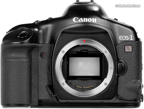 """Конец эпохи: Canon прекратила продажи плёночной камеры EOS-1v"""""""