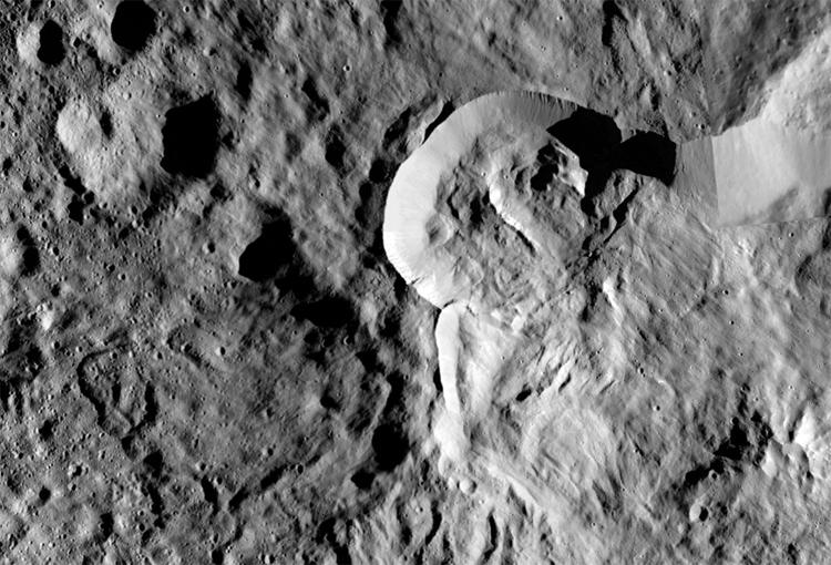 Зонд Dawn вплотную приблизится кЦерере