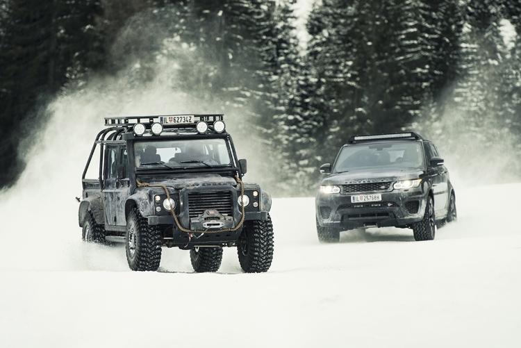 """Jaguar Land Rover создаст автопилот для бездорожья"""""""