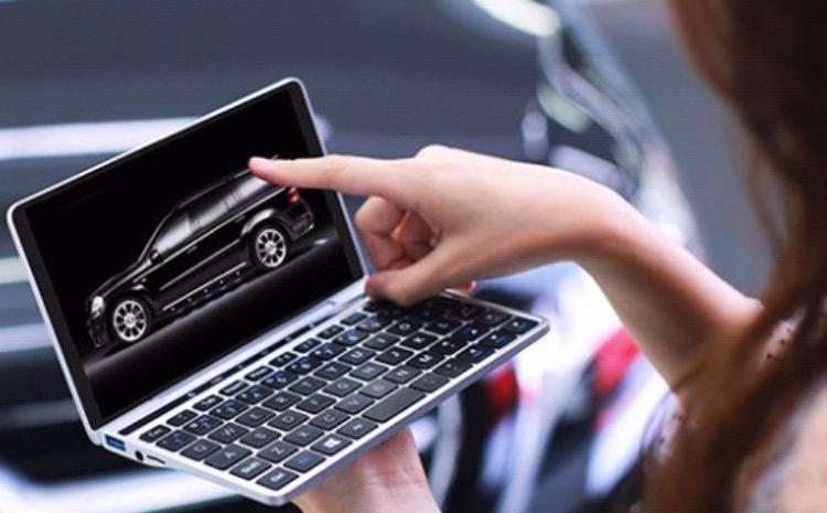 """К выпуску готовится мини-ноутбук GPD Pocket 2 с сенсорным дисплеем"""""""