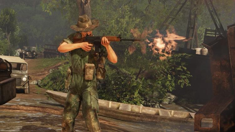 Шутер про вьетнамскую войну Rising Storm 2: Vietnam в эти выходные бесплатно доступен в Steam