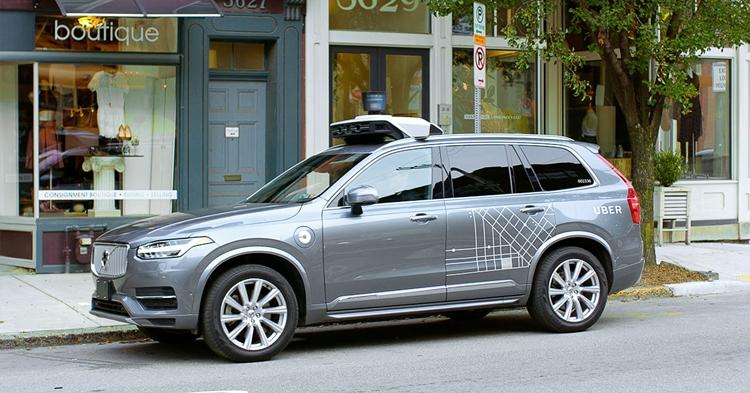 """Самоуправляемые автомобили в Калифорнии начнут перевозить пассажиров"""""""