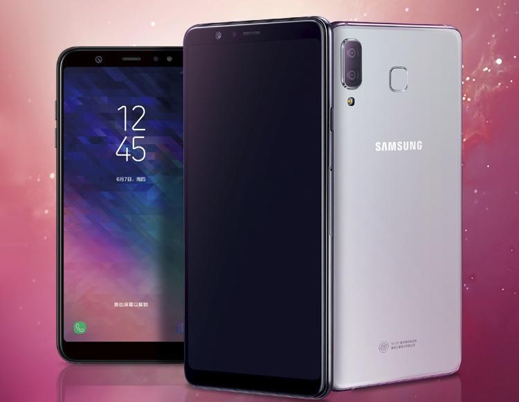 Смартфоны Samsung Galaxy A9 Star и A9 Star Lite