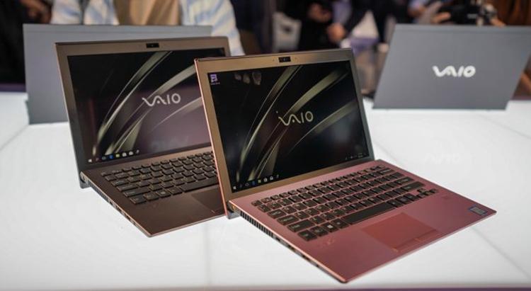 "Computex 2018: компактные ноутбуки VAIO на платформе Intel"""
