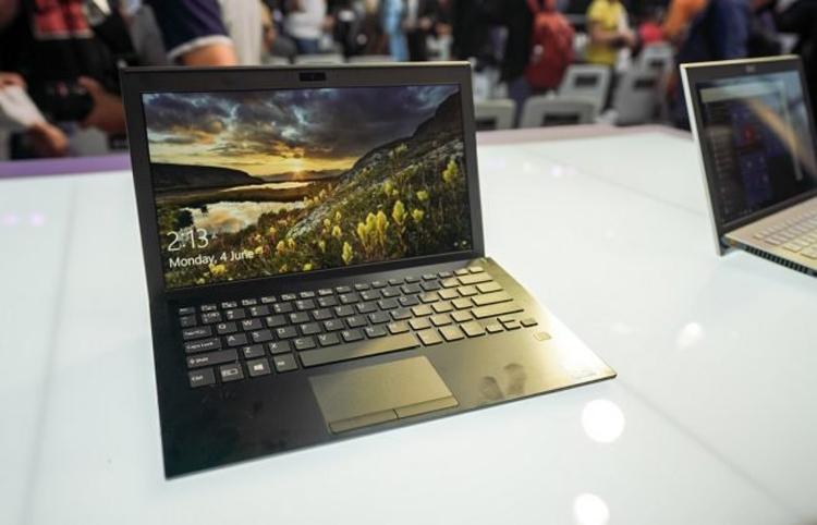 Computex 2018: компактные ноутбуки VAIO на платформе Intel