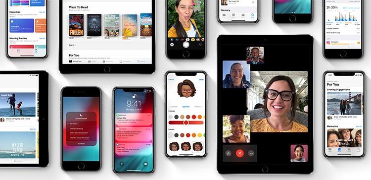 """Apple представила iOS 12"""""""