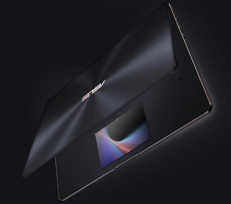 Computex 2018: ноутбук ASUS ZenBook Pro получил уникальную систему управления ScreenPad