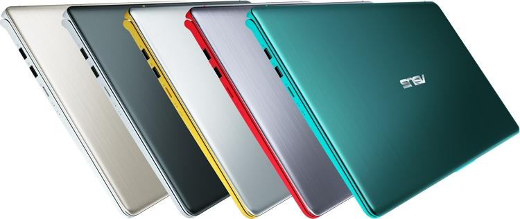 Ноутбуки ASUS VivoBook S14 S530 и VivoBook S14 S430