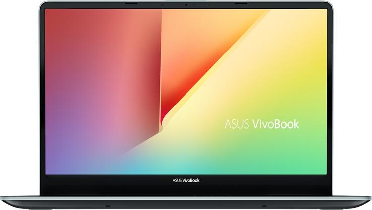 "Computex 2018: ноутбуки ASUS VivoBook S14 и S15 с конструкцией ErgoLift"""