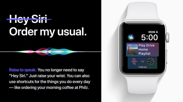 "Apple watchOS 5 приносит Walkie-Talkie и другие новшества"""