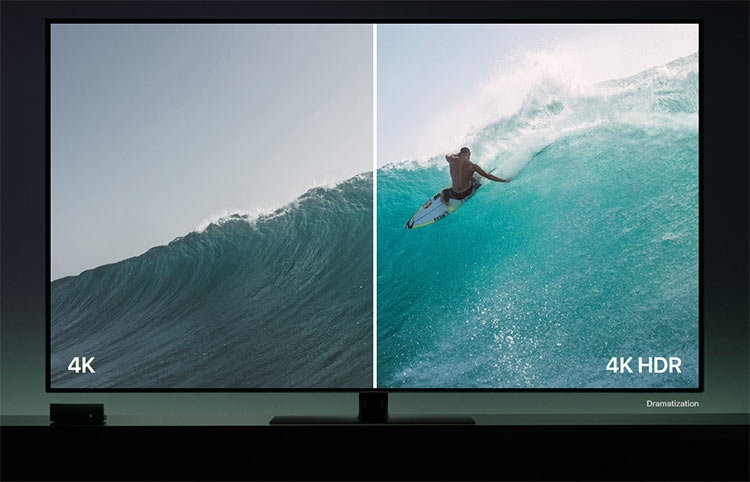 "Apple добавила в tvOS 12 поддержку трёхмерного звука Dolby Atmos"""