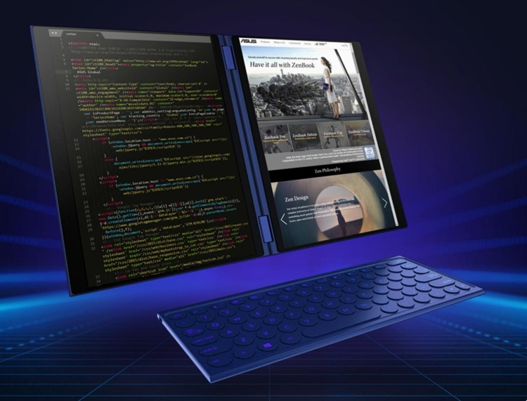 "Computex 2018: ASUS Project Precog — взгляд в будущее ноутбуков"""