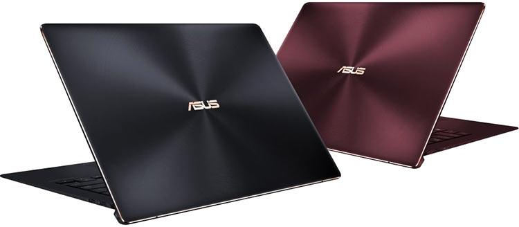 """Computex 2018: ультратонкий ноутбук ASUS ZenBook S с уникальным дизайном петель"""""""
