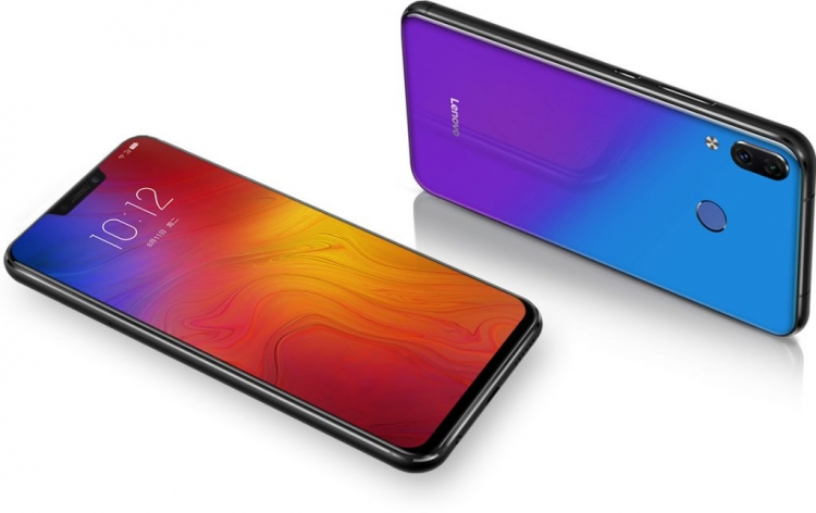Lenovo Z5:«безрамочность» смартфона оказалась фикцией