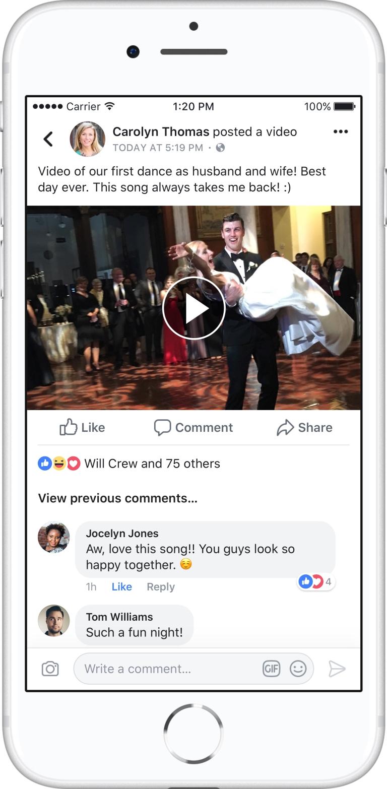 почему не загружаются фото в фейсбук