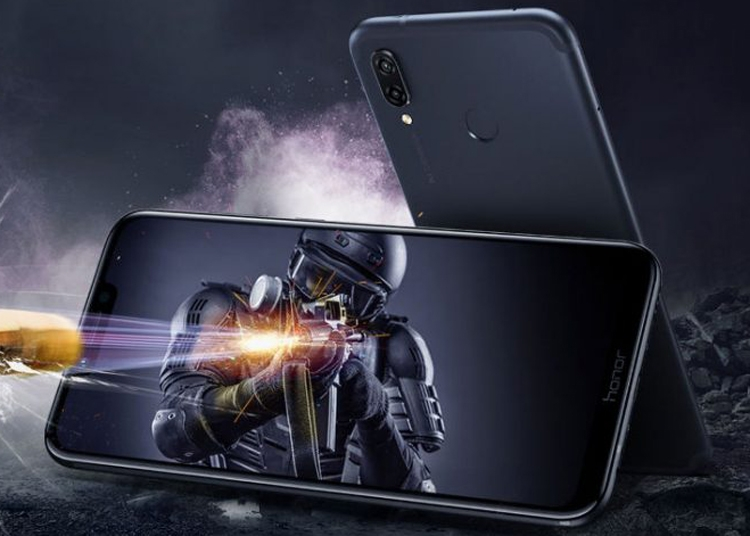 "Huawei Honor Play: смартфон с технологией GPU Turbo и 4D-эффектами"""