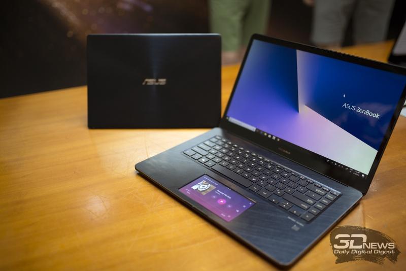 ZenBook PRO UX580