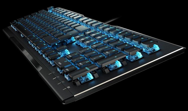 """Computex 2018: механическая клавиатура Roccat Vulcan с переключателями Titan Switch"""""""