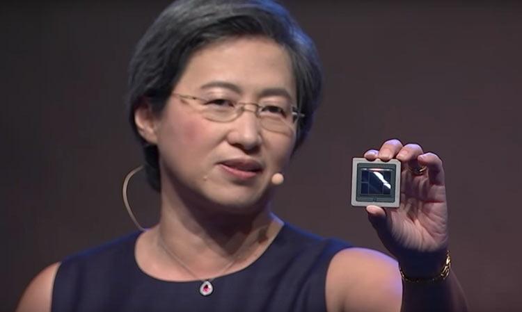 01 - Computex 2018: AMD показала первый в мире 7-нм GPU, выход — в этом году
