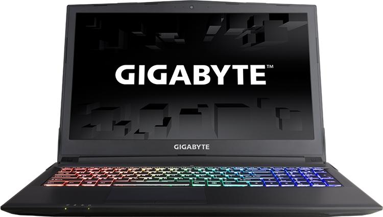 "Computex 2018: новые игровые ноутбуки GIGABYTE Sabre 15 и Sabre 17"""