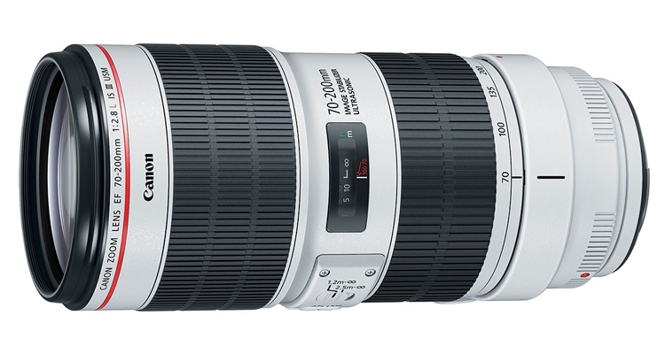 Canon EF 70-200mm f