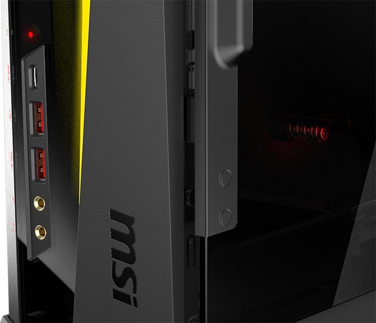 Computex 2018: игровой компьютер MSI Trident A заключён в компактный корпус