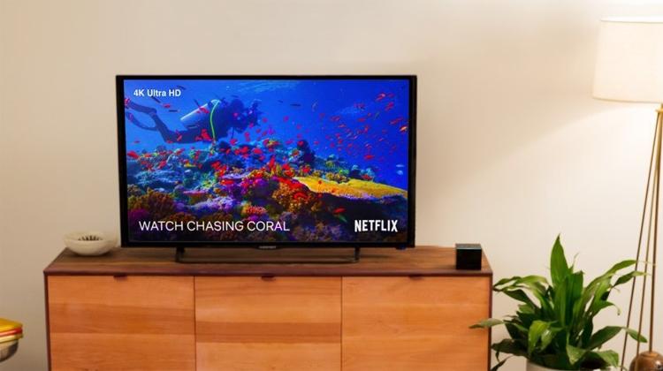 """Amazon Fire TV Cube: голосовое управление для домашнего кинотеатра"""""""