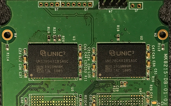 "Maxio Technology продемонстрировала SSD на базе «китайской» 3D NAND"""