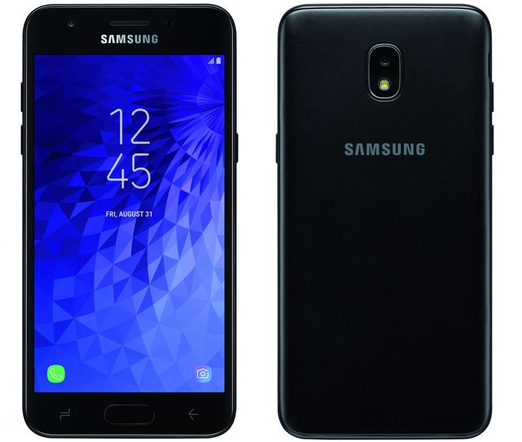 """Смартфоны Samsung Galaxy J3 (2018) и J7 (2018) получили экран HD"""""""