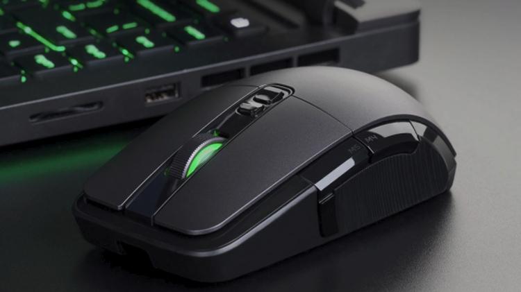 """Мышь Xiaomi Mi Gaming Mouse может работать в проводном и беспроводном режимах"""""""