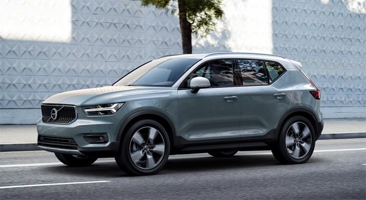 """К 2025 году каждый третий новый автомобиль Volvo получит систему самоуправления"""""""