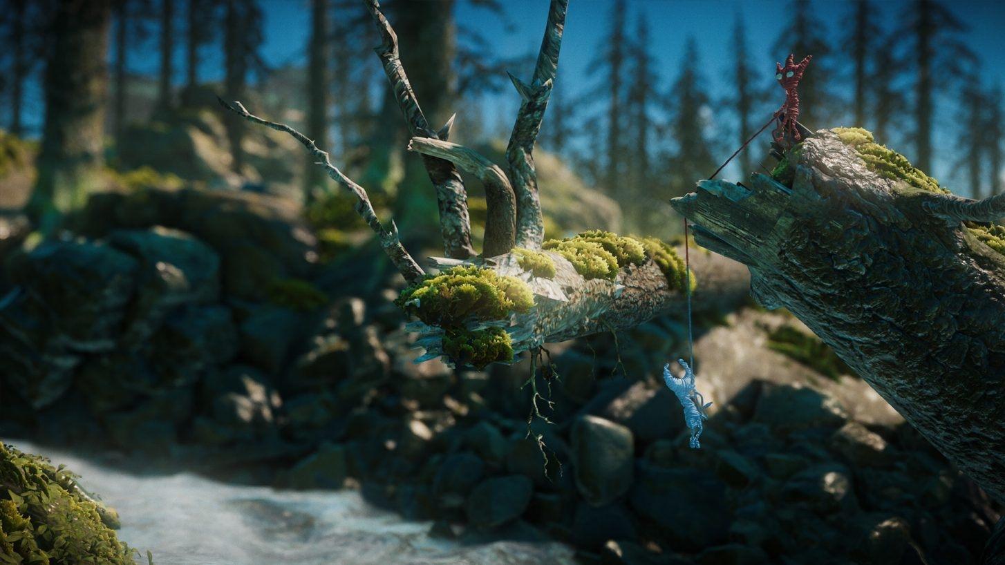 EAпредставили новейшую  игру Unravel Two