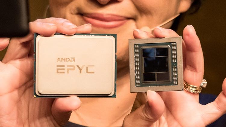 """Кристалл AMD Vega 20 в 1,7 раза меньше Vega 10"""""""