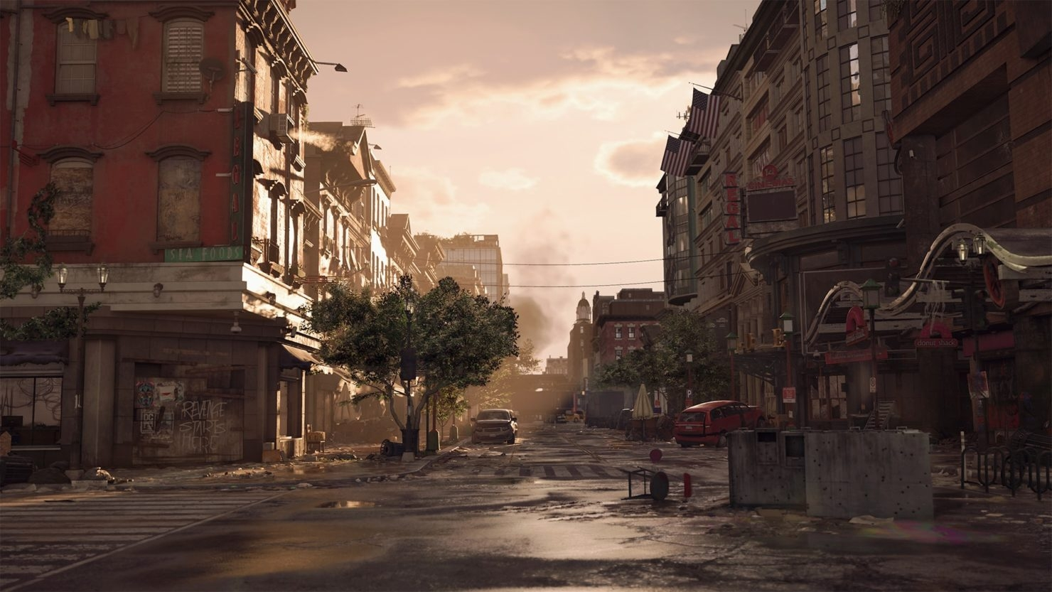 [E3-2018] Tom Clancy's The Division 2— Переезжаем вВашингтон