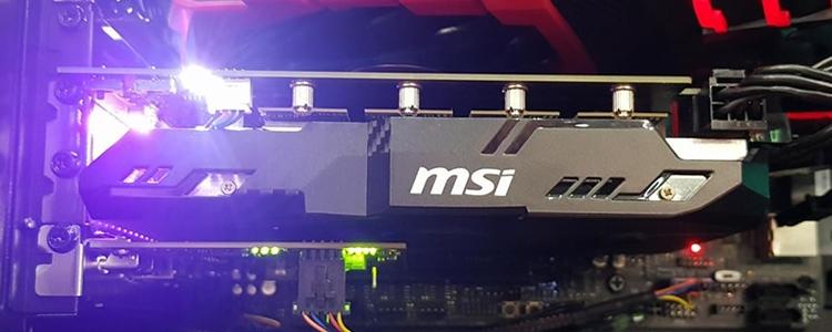 """Карта MSI Xpander-Aero позволит установить четыре SSD-модуля в слот PCIe"""""""