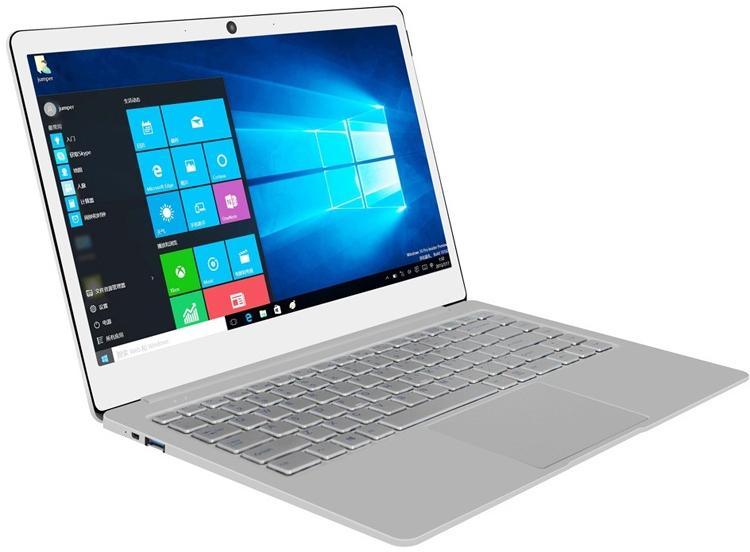 Ноутбук Jumper EZBook X4 на платформе Intel Gemini Lake стоит 0