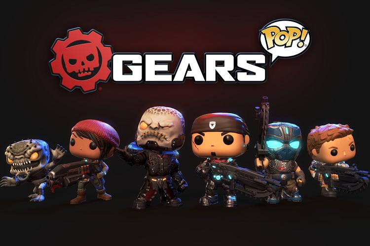 """Gears Tactics для ПК и Gears Pop! для смартфонов — неожиданные анонсы за пределами Xbox One"""""""