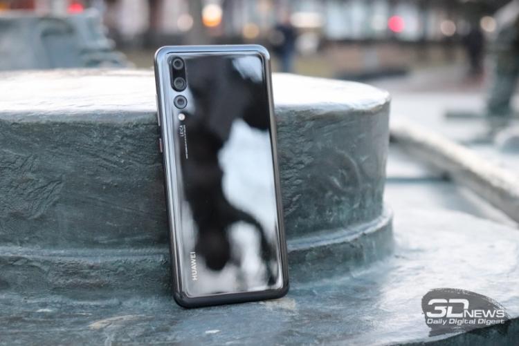 """В DxOMark считают тройную камеру в смартфонах новой вехой для мобильной индустрии"""""""