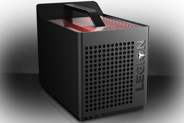 ПК Lenovo Legion Cube C530 и C730